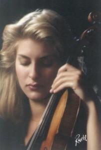 Jeanne Violin